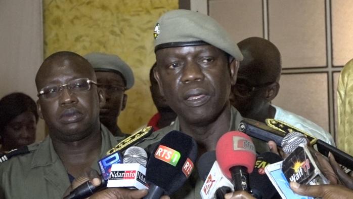 SAINT-LOUIS / Tournée du DG des Douanes dans l'axe nord : Oumar Diallo prône une douane de proximité