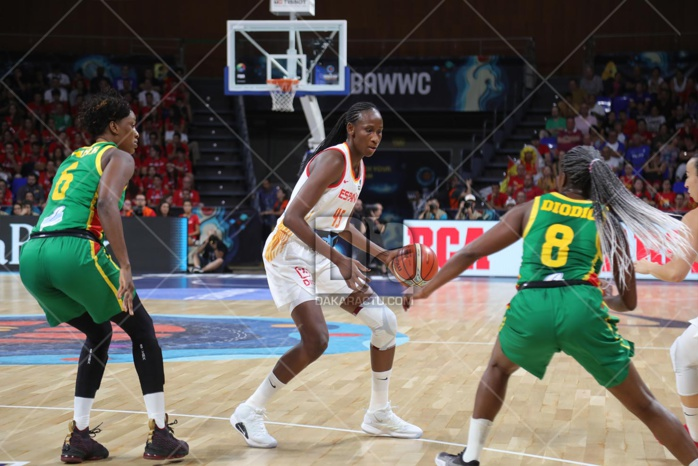 FIBA 2018 : Les images du match de barrage Sénégal / Espagne