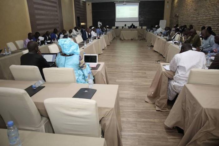 FONCTION PUBLIQUE : Atelier portant adoption du rapport général sur le système de rémunération des agents de l'Etat.