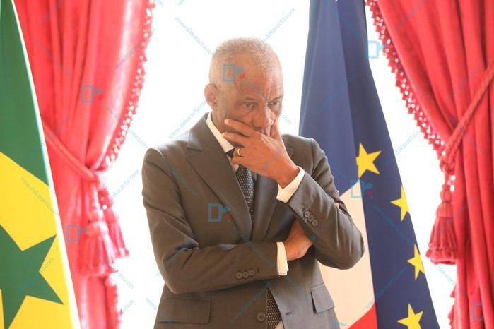 "Macky Sall à Bruno Diatta : ""Au nom de Senghor, Abdoulaye Wade, Abdou Diouf et moi, nous te remercions"""