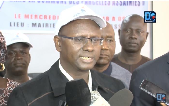 Candidature de Moussa Sy à la Mairie de Dakar