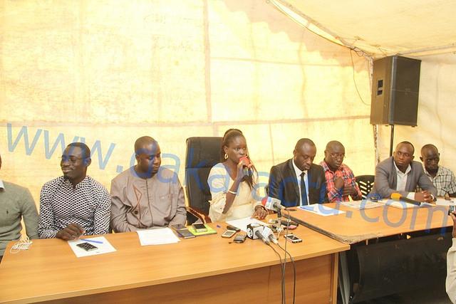 La Cojer nationale écrit au Médiateur de la République Alioune Badara Cissé