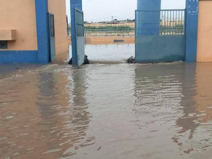 TOUBA / INONDATIONS - Le Bassin de Keur Niang dominé par les eaux pluviales ' avoue et assume ' ses limites