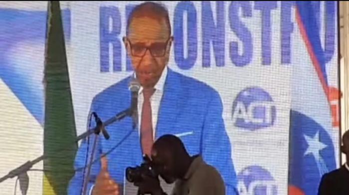 Présidentielle 2019 : Abdoul Mbaye est candidat