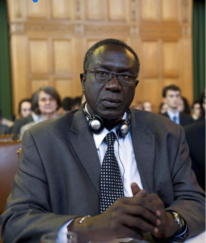 COMITE CONSULTATIF DES DROITS DE L'HOMME À GENEVE : Nouvelle victoire diplomatique du Sénégal avec l'élection de l'ambassadeur Cheikh Tidiane THIAM