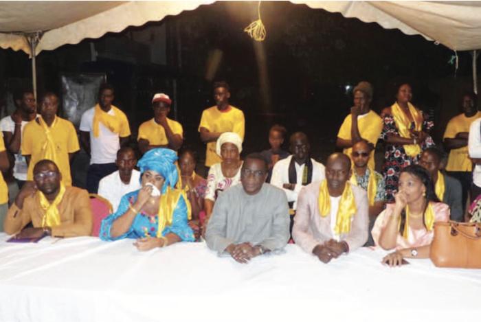 Tournée de Alsar : Racine Sy mobilise à Pikine Ouest