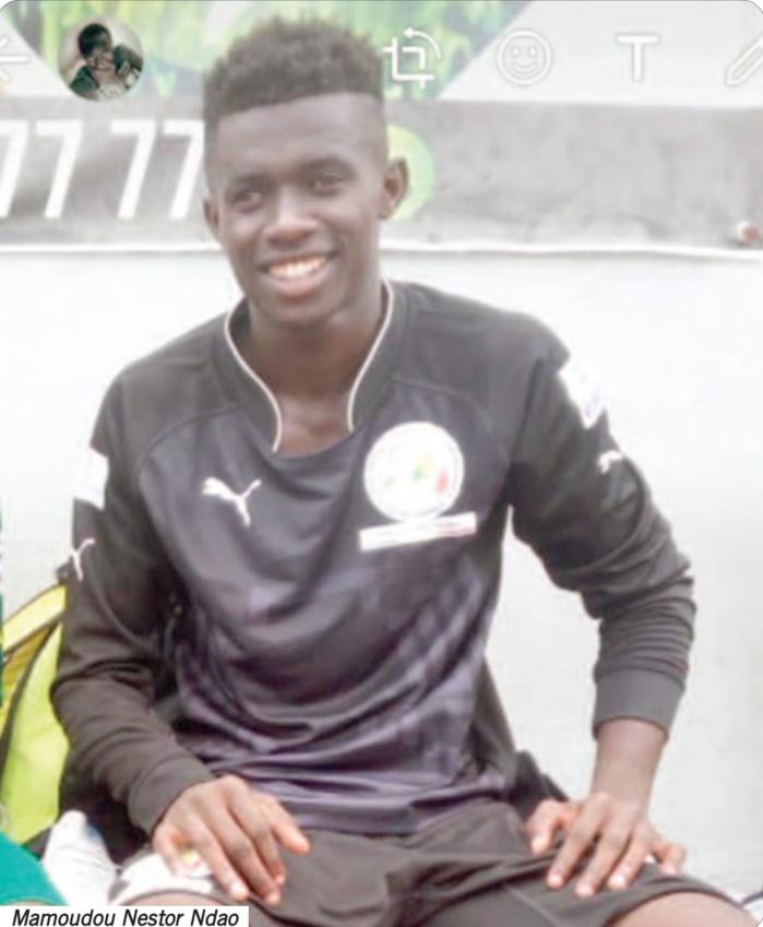 Mamadou Nestor Ndao, gardien de but : Du Navétane au Mondial de mini-foot