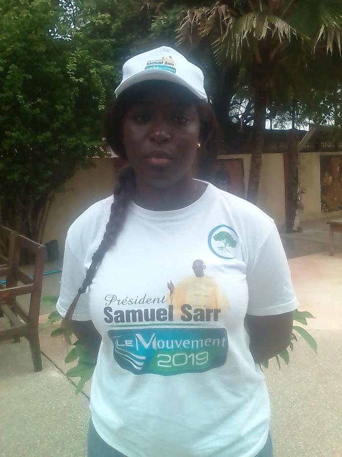 Achat de conscience : Nafissatou Touré du parti de Samuel Sarr charge l'Apr