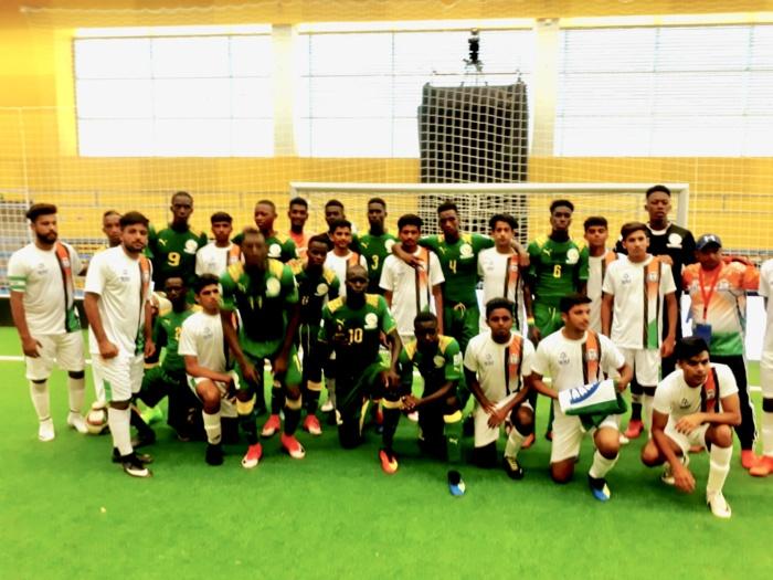 Mondial U21 mini-foot : Le Sénégal étrille l'Inde (9-0)