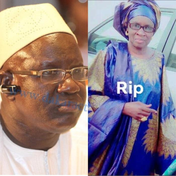 Nécrologie : Mbaye Guèye EMG perd sa grande sœur