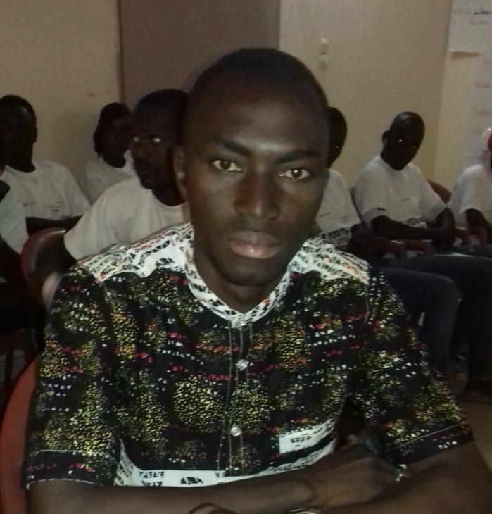 Modou Kabir Kane, président du Conseil départemental de la jeunesse de Médina Yoro Foula : « Notre département fait partie du plan Sénégal écarté et non du Pse… »