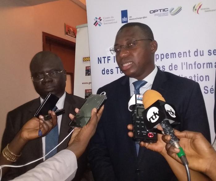 2ème consultation sectorielle : Stratégies export pour le secteur des technologies de l'information et de l'externalisation des processus métiers au Sénégal.