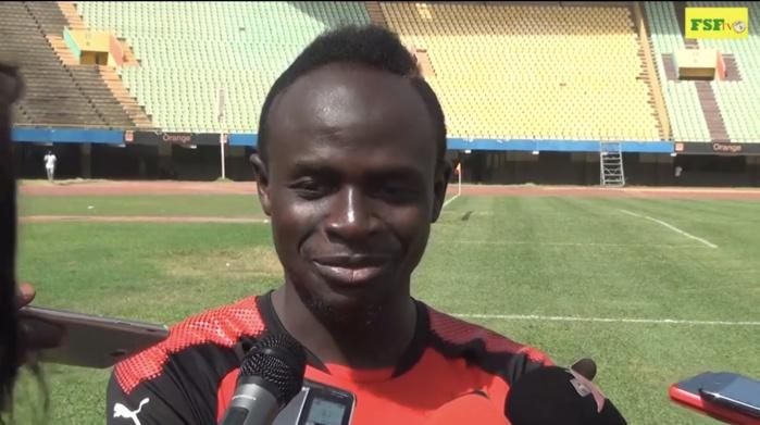Sadio Mané : «Je suis conscient que ça fait longtemps que je n'ai pas marqué mais (...) Un pays comme le Sénégal doit avoir une pelouse meilleure que celle-là»