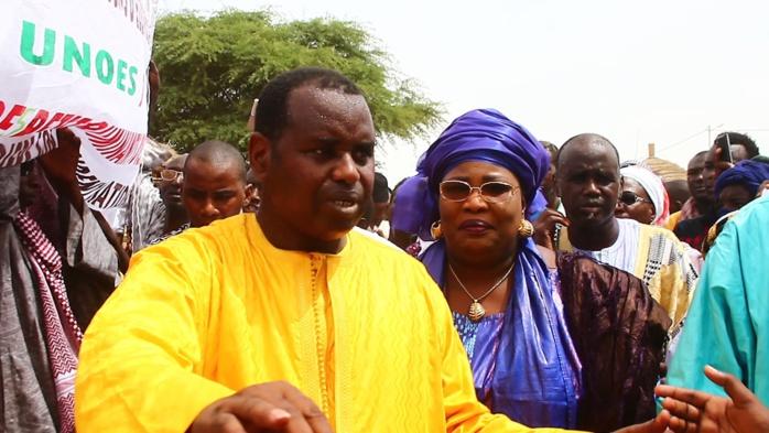 Meeting de soutien : Les éleveurs aux côtés de Aminata Mbengue Ndiaye parrainent Macky Sall