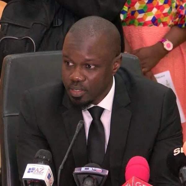Lettre ouverte à M. Ousmane Sonko Président du Pastef ( Arfang Lamine Bodian)