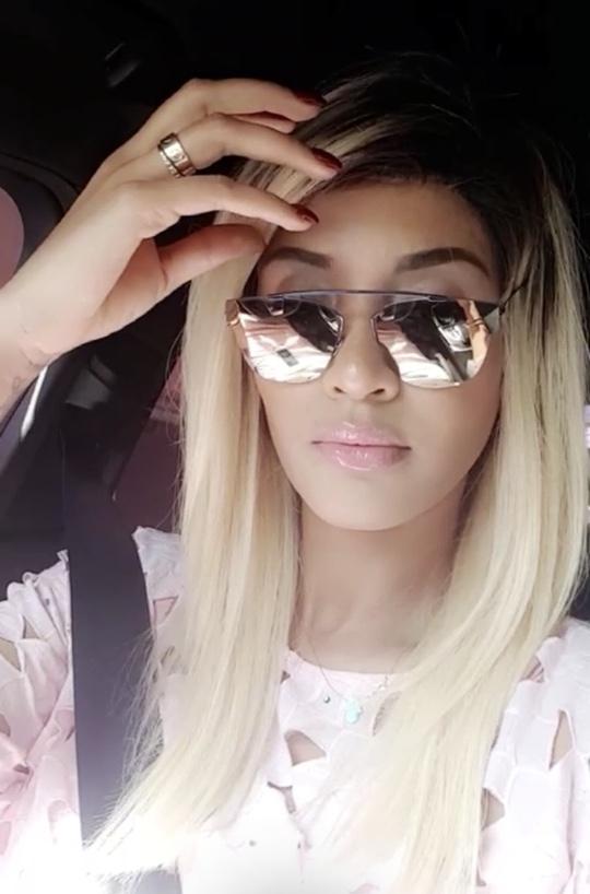 Carnet rose : Adja Diallo a accouché d'une fille