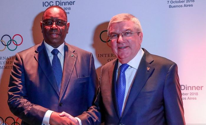 CNP : JEUX OLYMPIQUES DE LA JEUNESSE – JOJ 2022: Le Conseil National du Patronat du Sénégal (CNP) se réjouit du choix porté sur notre pays, le Sénégal, pour l'organisation de la 4ème édition