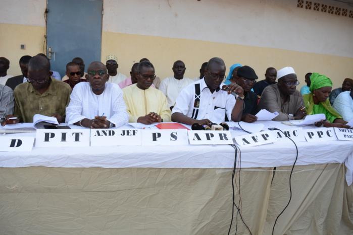 Rufisque/Attaques contre le Ministre Oumar Guèye : La coordination départementale de BBY apporte la réplique et prend à témoin Mme Mimi Touré