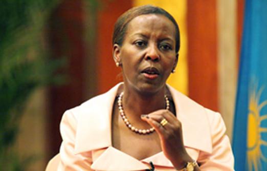 Sommet de Erevan: Louise Mushikiwabo désignée secrétaire générale de l'Organisation internationale de la Francophonie (OIF)