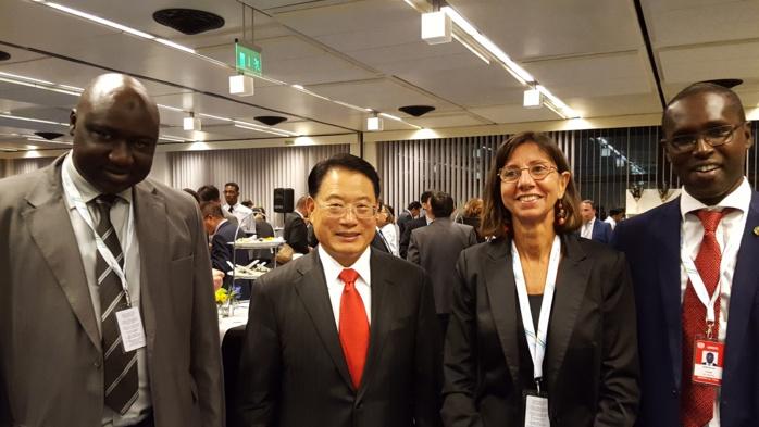 Conférence sur « L'Industrie Verte » : le ministère de l'Environnement et du Développement durable sur la « route de la soie »