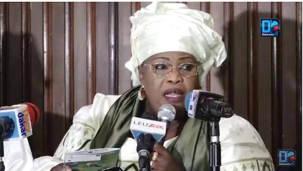 Parrainage de la candidature de Macky Sall : Aminata Mbengue Ndiaye décroche le soutien des éleveurs