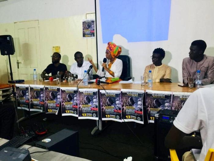 Soutien à Biram Dah Abeid : Urgence panafricaniste Sénégal s'érige en bouclier de son arrestation
