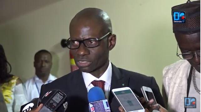 BOUCHE-TROU DE KARIM WADE - Boubacar Camara accuse son seul adversaire Macky Sall de chercher à discréditer sa candidature