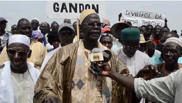 SAINT-LOUIS / Canal de Ndialakhar : Les populations des communes de  Gandon et de Ndiébène Gandiol demandent son extension vers leurs localités