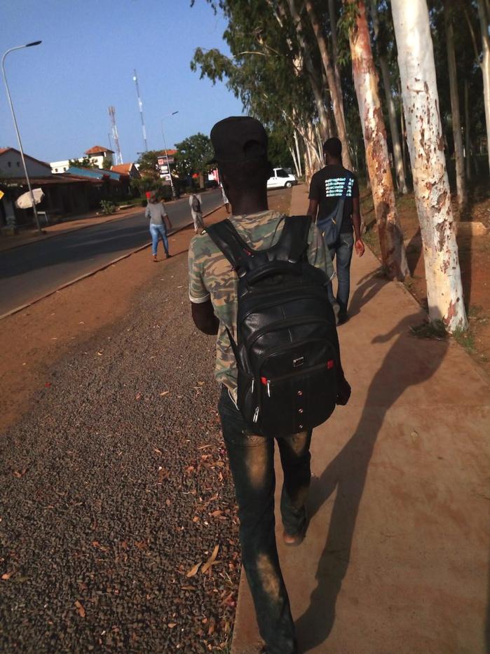 Saly : L'arrivée de Macky Sall perturbe déjà le trafic