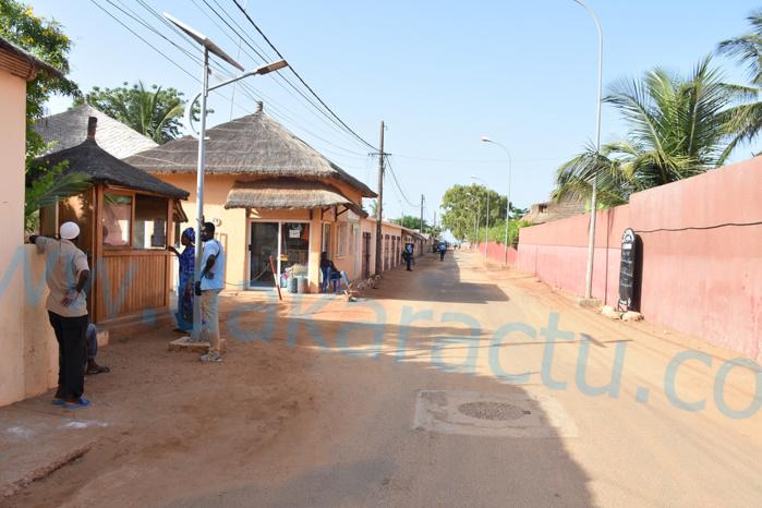 Visite de Macky Sall à Saly (Mbour) : Toutes les activités à l'arrêt