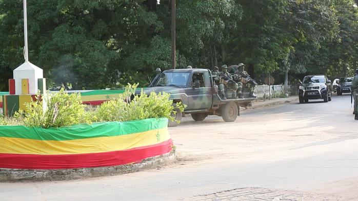 Macky à Oussouye : La sécurité au niveau maximal