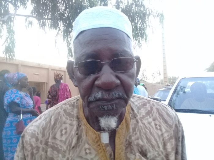 Ipres : La ''dernière volonté'' de Malal Diallo, un retraité de Podor