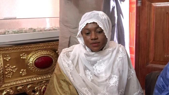 TOUBA- Les images de la visite d'Ameth Amar chez le Khalife Général des Mourides