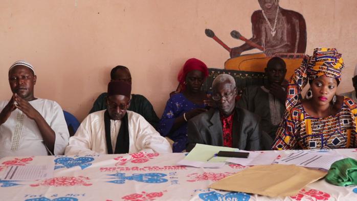 Koumpentoum : Le cadre de concertation, de dialogue et d'actions (CCDA) porté sur les fonts baptismaux