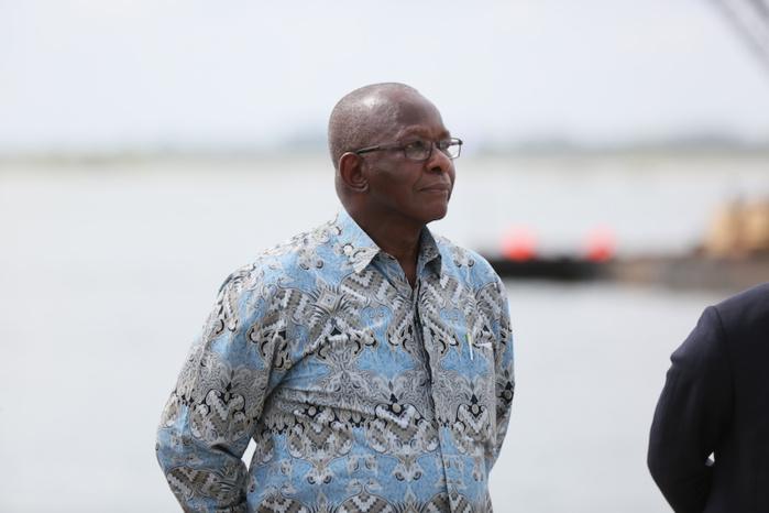 Cheikh Tidiane Sall dans ses nouveaux habits de chef du service protocole de la présidence