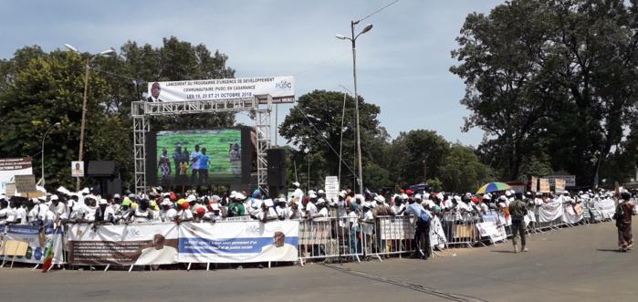 Un accueil triomphal attend Macky Sall à Bignona