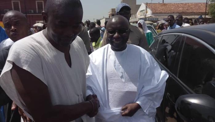 Sur la route de Touba : Le Président Idrissa Seck participe au Safar à Diourbel