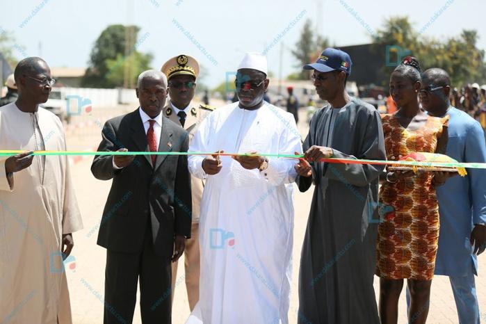 Les  images de la cérémonie de clôture de la tournée économique du président Macky Sall en Casamance