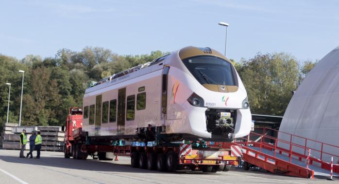 Infrastructures : Les locomotives du Ter vers le Sénégal attendus à Dakar le 12 novembre prochain