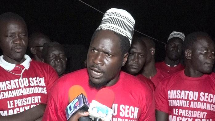 TOUBA - Des anciens de 'Dekkal Ngor ' promettent de dénoncer ceux qui empêchent le Président Sall de gagner  dans la cité religieuse.