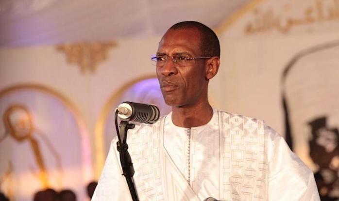 Abdoulaye Daouda Diallo à ses mouvements de soutien : «Ne soyez pas dans l'invective. Nous ne supportons personne et nous ne travaillons pour personne, si ce n'est… »