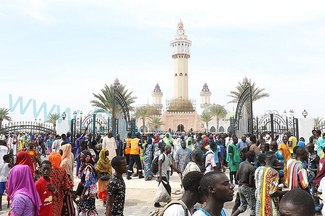 Touba / Inauguration du Commissariat de Ndamatou : 400 000 habitants polarisés