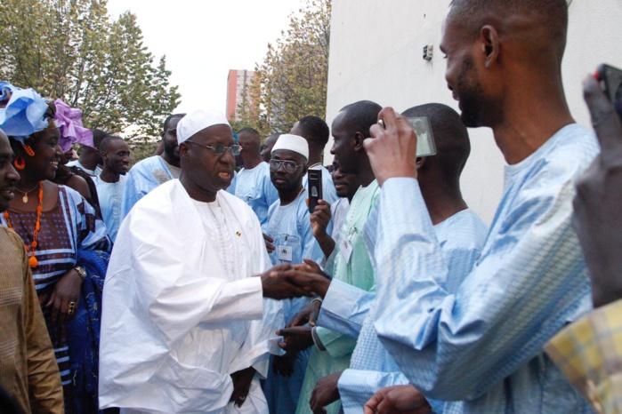 Abdou Karim SALL à Mantes-la-Jolie : Le DG de l'ARTP internationalise sa compagne pour la réélection du Président Macky SALL.