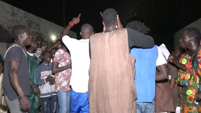 18 Safar 2018 :  Les quartiers périphériques dans la ferveur de la fête