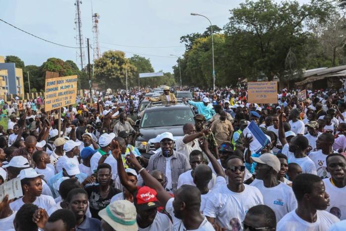Ziguinchor : Le Dr Ibrahima Mendy très satisfait après la tournée de Macky Sall, et invite la Casamance à donner un deuxième mandat au Président.