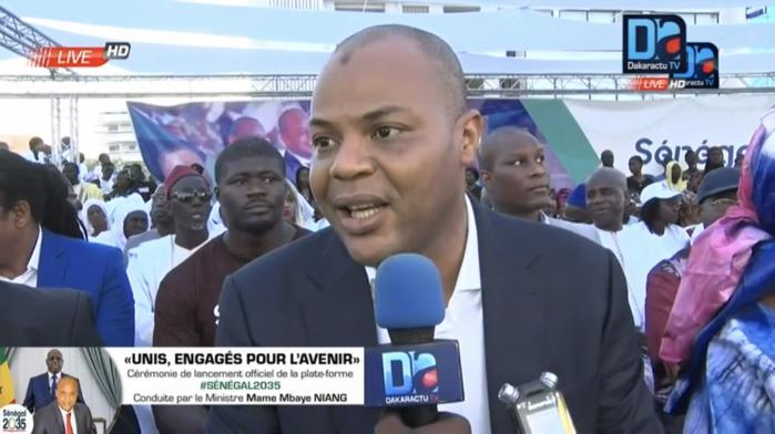 """Mame Mbaye Niang : """"Le contrat de PETROTIM a été signé par les Wade"""""""