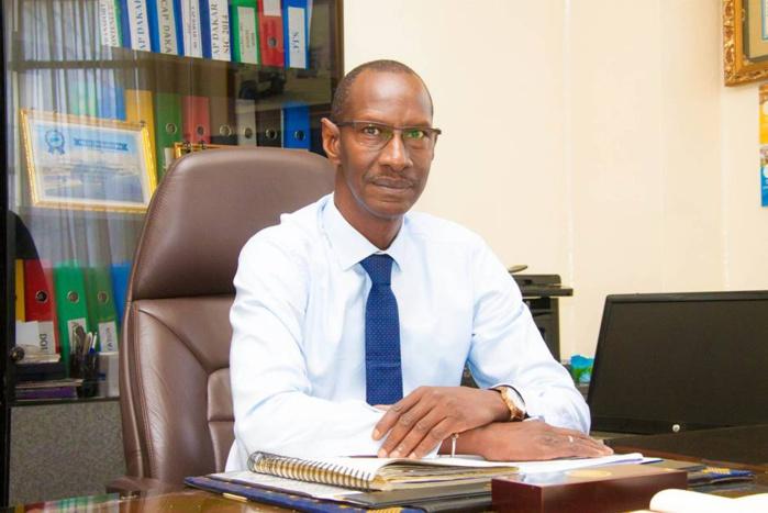 Mamadou Mbengue Guèye, nouveau PCA du Cosec