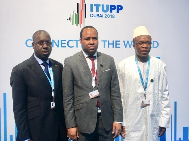Telecom : le Sénégal réélu au Conseil de l'UIT pour 4 ans.