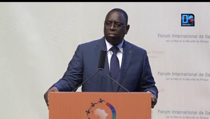 Absence des chefs d'Etat au Forum de Dakar : Macky donne les raisons