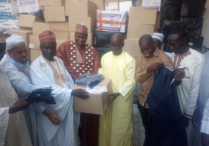 Santé : Le comité du Prix international Cheikh Ibrahima Niass pour le récital du Saint Coran dote l'hôpital El Hadj Ibrahima Niass de matériel médical.